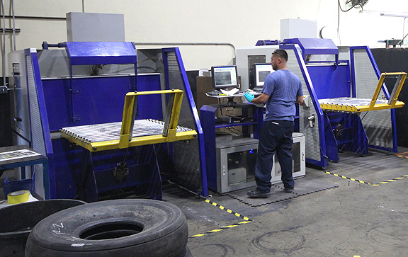 Aircraft Tire Retreading and Remanufacturing Services