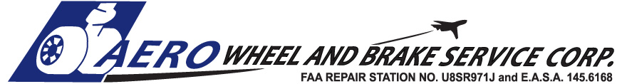 Aero Wheel and Brake Service Corporation providing aircraft wheel and brake servicing, repairs and overhauls.